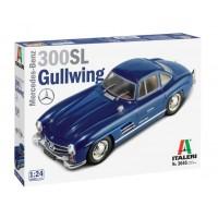 ITALERI - 1/24 Mercedes 300 SL Gullwing