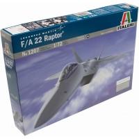 ITALERI - 1/72 F-22 RAPTOR