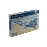 ITALERI - 1/48 F-22 RAPTOR
