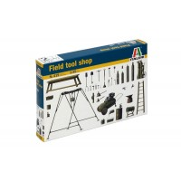ITALERI - 1/35 FIELD TOOL SHOP