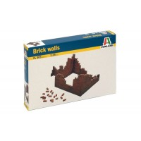 ITALERI - 1/35 BRICK WALLS