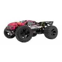 MAVERICK - QUANTUM XT 1/10 4WD STADIUM TRUCK PINK