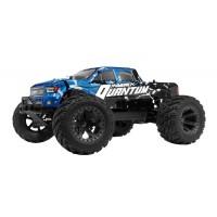 MAVERICK - QUANTUM MT 1/10 4WD MONSTER TRUCK BLUE