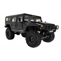 BlackBull - Bull HAMMER 1/10 4WD SCALER RTR PRO NERO                                                                           .