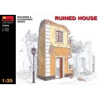 MiniArt - 1/35 RUINED HOUSE