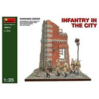 MiniArt - 1/35 INFANTRY IN THE CITY