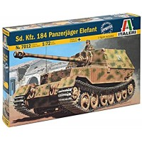 ITALERI - 1/72 PANZERJAGER ELEFANT