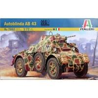ITALERI - 1/72 AUTOBLINDA AB43