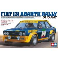 TAMIYA - AUTO FIAT 131 ABARTH Rally Olio FIAT 1:24