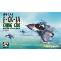 """AFV CLUB - """"Q-SCALE"""" F-CK-14 CHING KUO - CARICATURA F-CK-1A  #AFQ001                                                         ..."""
