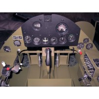 F4F Wildcat Cockpit