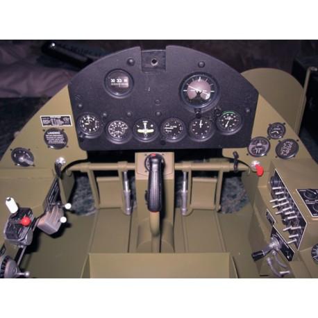 F4F Wildcat Cockpit