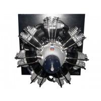 MOKI S257 7 CYLINDER RADIAL ENGINE