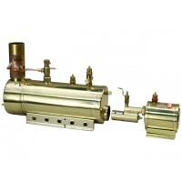 SAITO B3 Boiler and Burner in one unit (CALDAIA E BRUCIATORE)