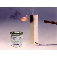 BVM JETS - Heat Shield + brush-on ceramic coating  - SCUDO TERMICO CERAMICO DA DARE A PENNELLO