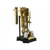 SAITO T1DR-L Steam Engine (MOTORE A VAPORE)