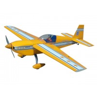 Extra 300 - 120S (GIALLO-BIANCO)  - Ap.alare (mm) 1750 - L. fusoliera (mm) 1560 - Peso (g) 4550