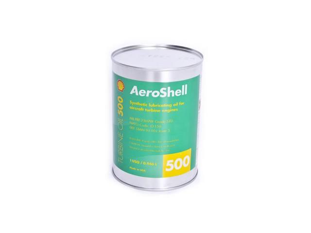 AEROSHELL 500 TURBINE OIL (1L) - X3 Models