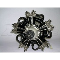 MOKI S250 RADIAL ENGINE