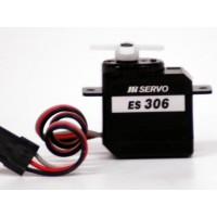 SERVO ANALOGICO ES-306 (forza: 0,5Kg*cm /4,8V- velocità: 0,1 s/60° - peso: 6g) ingranaggi in nylon