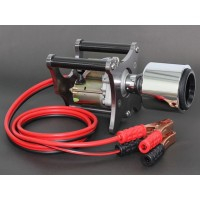 MORPOWER starter for the large gas engine RC airplane - This starter can start any engine smaller than 300 cc - AVVIATORE JUMBO