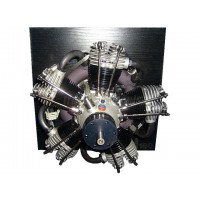 MOKI S180 RADIAL ENGINE