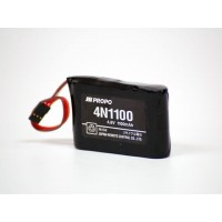 Batteria JR PROPO RX Ni-Cd 1100 mAh - 4N1100