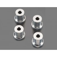 COLONNINE IN ALLUMINIO L: 20mm (4Pz) - DL 100, DLE 111 (V1), DLE 111 (V2), DLE 111 (V3), DLE 120, DLE 170