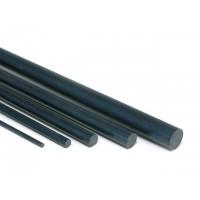 TONDINO CARBONIO D:6mm L:1000mm