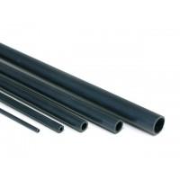 TUBO CARBONIO D:8,0mm d:6,0mm L:1000mm
