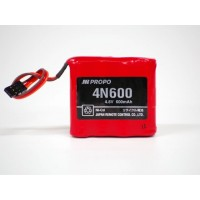 Batteria JR PROPO RX Ni-Cd 600 mAh - 4N600
