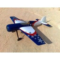 YAK55SP Ap.Alare 2,1m - Stars scheme Blue/Red/White