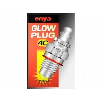 ENYA - GLOW PLUG 4C (per tutti i motori 4Tempi Glow)