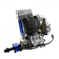NGH Engines - GF38 - (4Tempi Benzina) CON CENTRALINA, SILENZIATORE E CANDELA - ULTIMA VERSIONE PRODOTTA