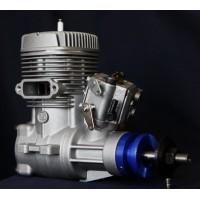 NGH Engines - GT25 - (2Tempi Benzina) CON CENTRALINA, SILENZIATORE E CANDELA - ULTIMA VERSIONE PRODOTTA