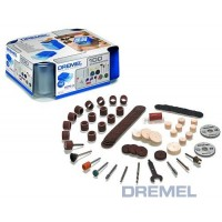 DREMEL-720-SET MODULARE CON 100 ACCESSORI