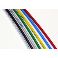 FESTO - Tubo 3mm esterno colore ARGENTO 2m (PUN-3x0,5-SI)