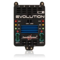 PowerBox-Systems - EVOLUTION - CENTRALINA CON INTERRUTTORE