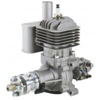 DLE-30 REAR CARBURATOR /CARBURATORE POSTERIORE - (2Tempi Benzina) CON CENTRALINA, SILENZIATORE E CANDELA - ULTIMA VERSIONE PRODO