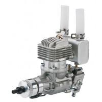 DLE-20RA SCARICO POSTERIORE - (2Tempi Benzina) CON CENTRALINA, SILENZIATORE E CANDELA - ULTIMA VERSIONE PRODOTTA