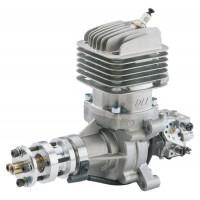 DLE-35RA SCARICO POSTERIORE - (2Tempi Benzina) CON CENTRALINA, SILENZIATORE E CANDELA - ULTIMA VERSIONE PRODOTTA