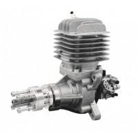 DLE-55 - (2Tempi Benzina) CON CENTRALINA, SILENZIATORE E CANDELA - ULTIMA VERSIONE PRODOTTA