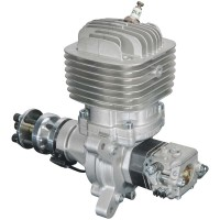 DLE-61 - (2Tempi Benzina) CON CENTRALINA, SILENZIATORE E CANDELA - ULTIMA VERSIONE PRODOTTA