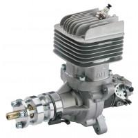 DLE-55RA SCARICO POSTERIORE - (2Tempi Benzina) CON CENTRALINA, SILENZIATORE E CANDELA - ULTIMA VERSIONE PRODOTTA