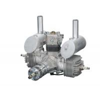 DLE-40 TWIN - (2Tempi Benzina) CON CENTRALINA, SILENZIATORI E CANDELE - ULTIMA VERSIONE PRODOTTA
