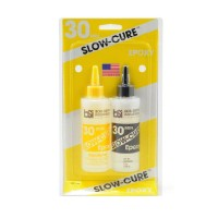 SLOW-CURE 30 MIN. EPOXY (226.8g) Made in USA