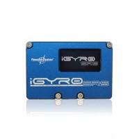 PowerBox-Systems - iGYRO GIROSCOPIO 3ASSI CON SENSORE GPS, INTERRUTTORE, CAVO USB per collegamento a PC