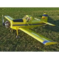 Air Tractor 401-B 33% BALSA KIT - Ap.alare 3125 (mm) - L. fusoliera 2311(mm) - Peso 15000 (g)