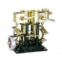 SAITO T2GR Steam Engine (MOTORE A VAPORE)