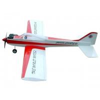 Super Sports - 40 (ROSSO-BIANCO) - Ap.alare (mm) 1420 - L. fusoliera (mm) 1220 - Peso (g) 2500
